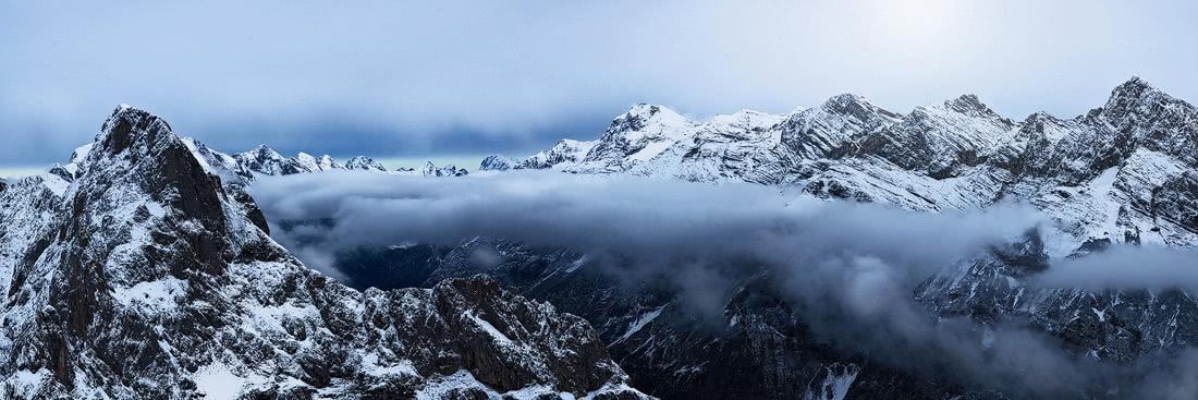 Karwendel Wetterstein Gebrige Alps Alpen Bayern Bavaria