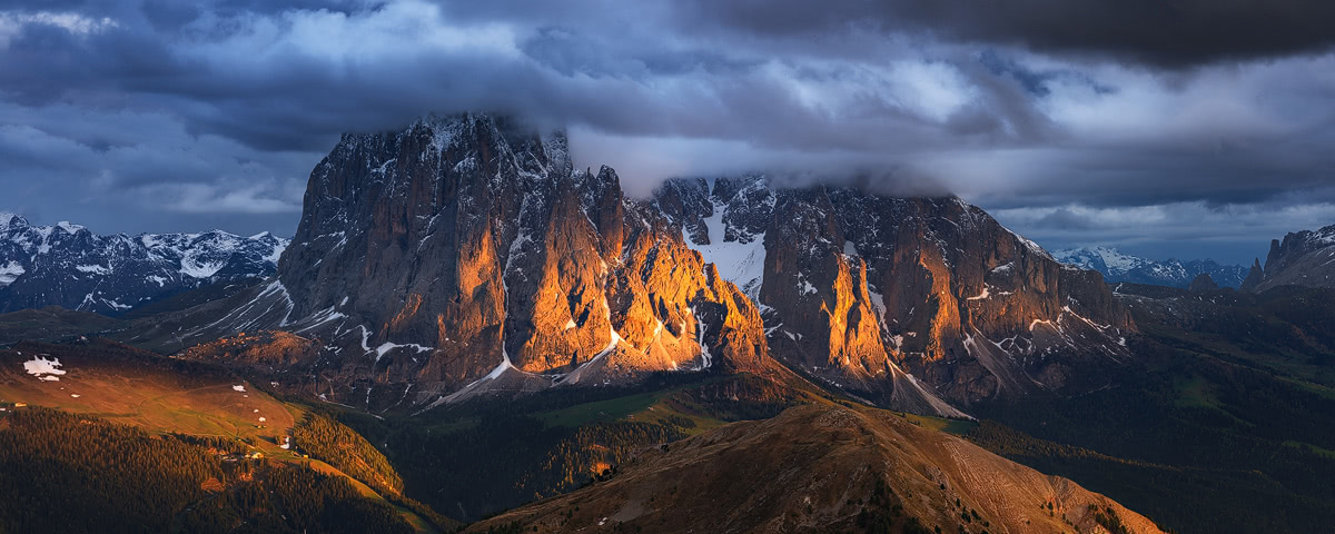 Jan Pusdrowski Dolomites Seceda Alpe di Susi