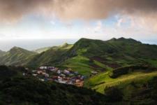 Tenerife islas canarias cliffs sunset sunrise anaga