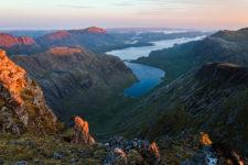 A'Mhaighdean Sunrise