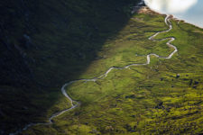 Winding River Scotland Highlands
