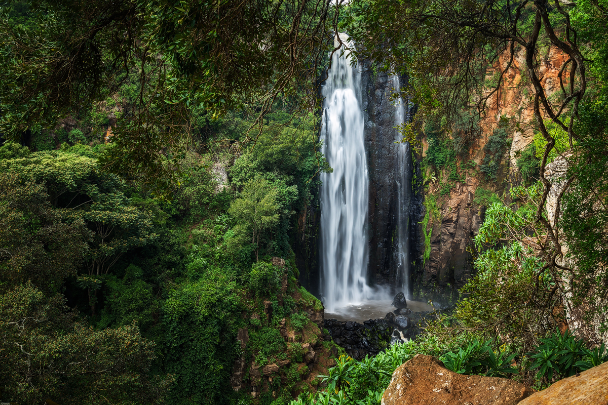 Nyahururu Waterfall