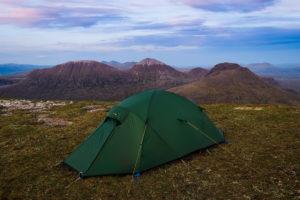 A'Mhaighdean-Camp-Scotland