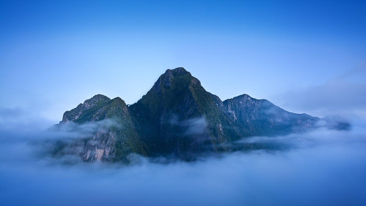 Laotian Mountains