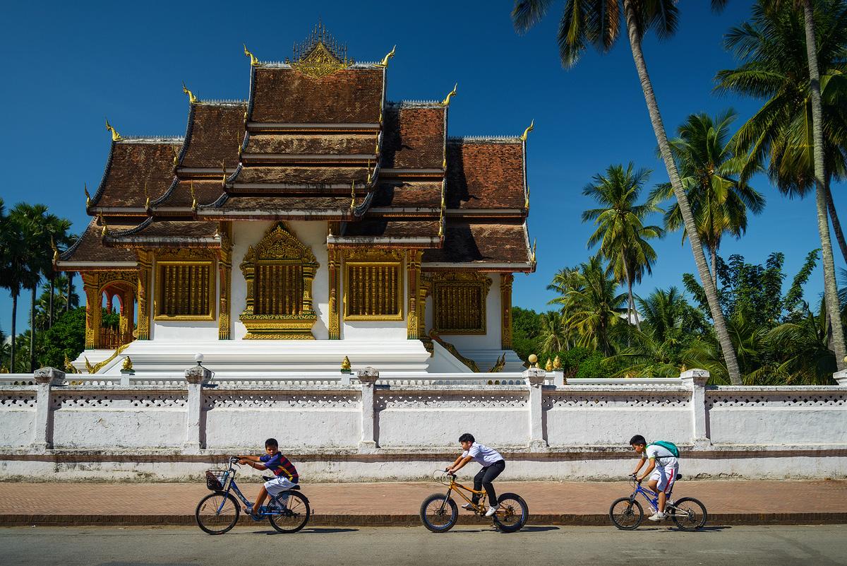 Stranger Things in Luang Prabang