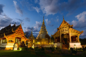 Golden Temple Chiang Mai